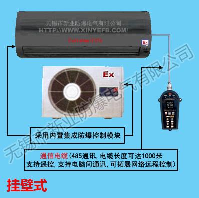 防爆空调机(壁挂式)
