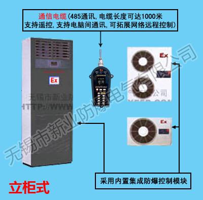 防爆空调机(立柜式)